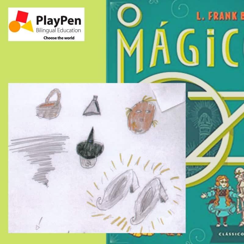 Semana da Resenha<br>                        Livro 6: O Mágico de Oz